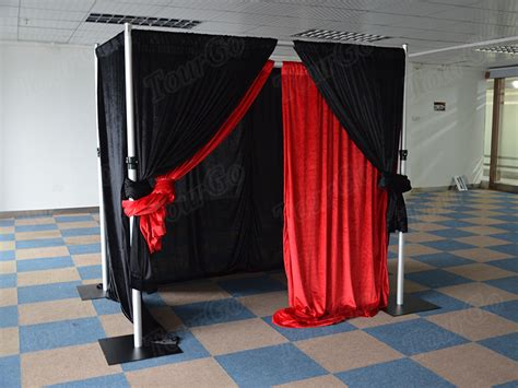 innovative pipe and drape tourgo innovative systems tent adjustable pipe and drape