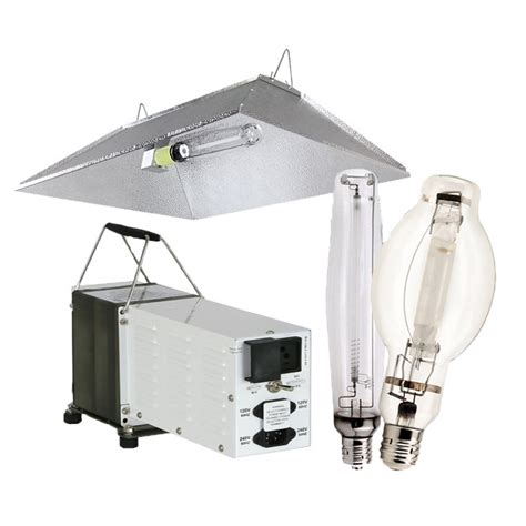 sun grow lights sun system 1000w standard grow light kit