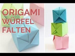 Origami Für Anfänger : origami w rfel falten origami cube faltanleitung ~ A.2002-acura-tl-radio.info Haus und Dekorationen