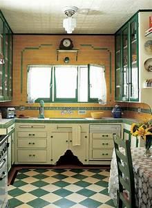 Photo Gallery  Checkerboard Kitchen Floors