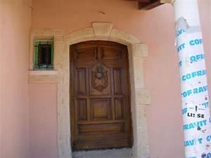 encadrement en pierre pour fenetres et portes a marseille With encadrement porte d entree