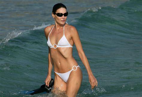 ele keats bikini carla bruni photo gallery page 7 celebs place