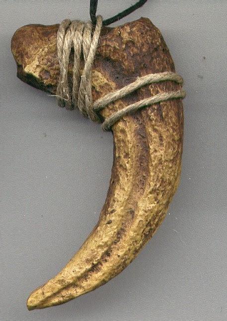 Raptor Claw Pendant 1 by RipItUpGenki on DeviantArt
