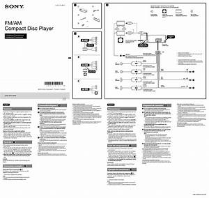 Best Of Sony Cdx Gt570up Wiring Diagram In 2020