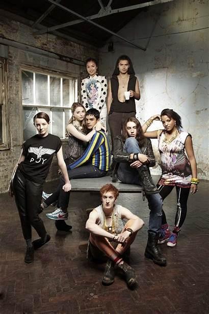 Series Skins Cast Wiki Fandom Promo Fd