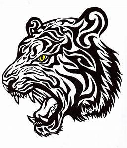 Tiger Tribal Tattoo Designs Deviantart More Like Tribal ...