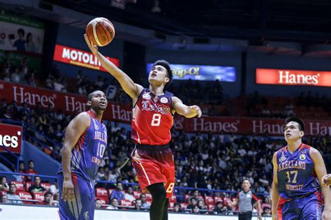 Chiefs, Altas climb to 2nd | Inquirer Sports