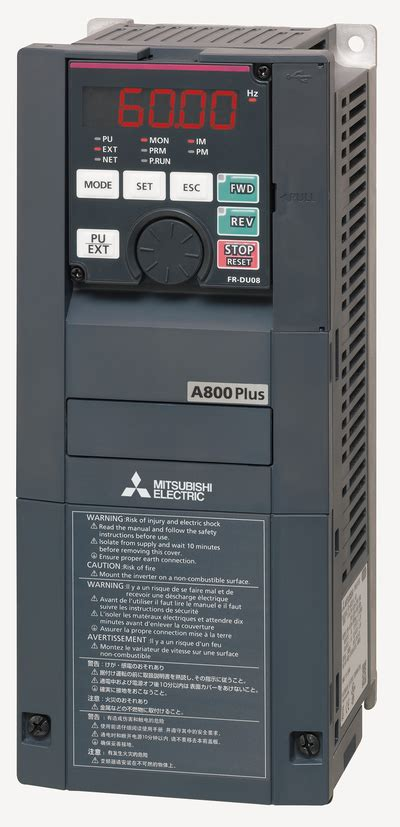 Mitsubishi Variable Frequency Drive by Mitsubishi Electric Fr A800 R2r Series Of Variable