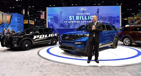 Ford Investing $1 Billion In Chicago Plants To Build Three ...