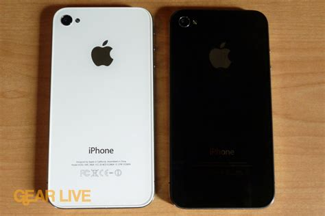 black iphone 4 white and black iphone 4 back white iphone 4 vs black