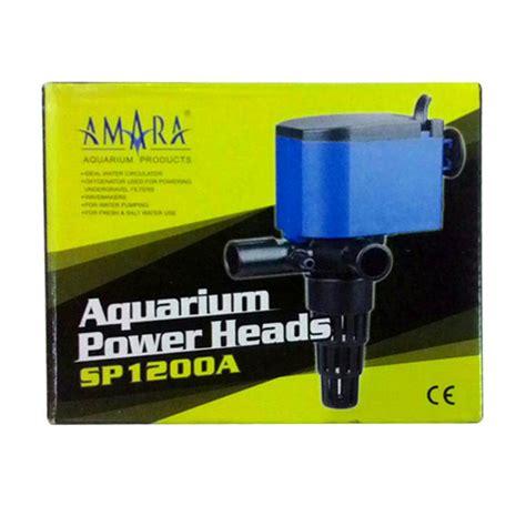 amara power 1200l jual amara sp 1200a aquarium powerhead pompa akuarium