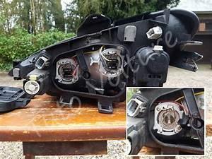 Feux Avant 207 : optique avant et ampoule comment les changer pour votre peugeot 206 tuto voiture ~ Dode.kayakingforconservation.com Idées de Décoration