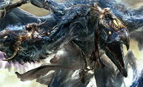 Creature Caster Vulture Demon: NEW BITS - Spikey Bits