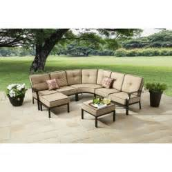 better homes and gardens carter hills 7 piece outdoor