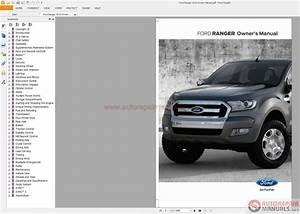 Ford Ranger 2015 Owner Manual