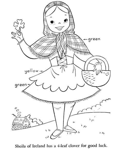 I hope you will adore the seahorse pulling a fish in a clam shell boat. 17 Best images about St Patricks Coloring Pages on ...