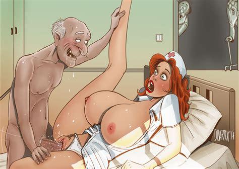Krankenschwester Taetowierte Bikini Squirten