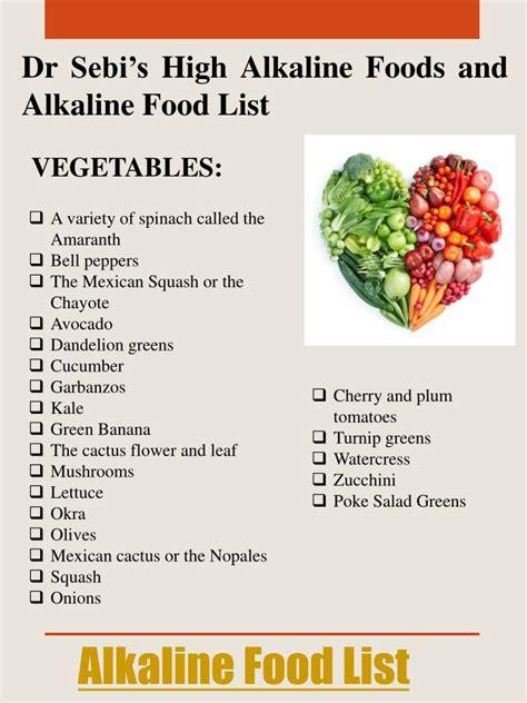 alkaline diet powerpoint  id