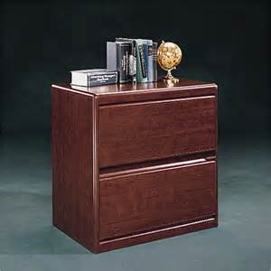 sauder sauder cornerstone 2 drawer lateral wood file cabinet in classic cherry office furniture
