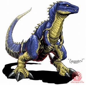 Image Gallery mecha gorosaurus