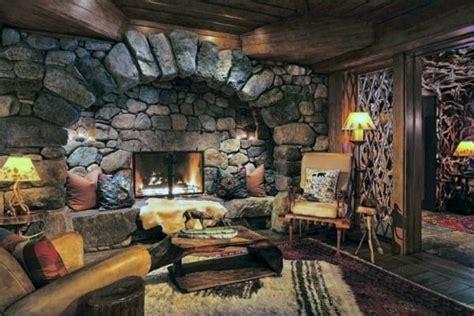 top   stone fireplace design ideas rustic rock