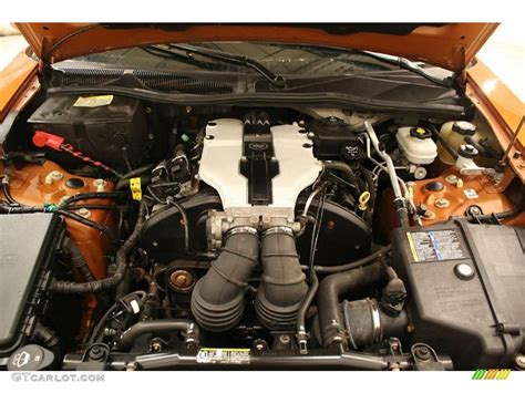 2003 Cadillac Cts Engine Knock