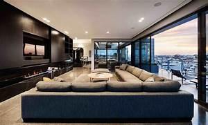 Modern Living Room Inspirations - MidCityEast