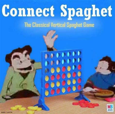 Connect 4 Memes - connect spaghet connect four know your meme
