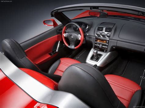 Opel Gt Interior by Opel Gt 2007 Picture 54 Of 91
