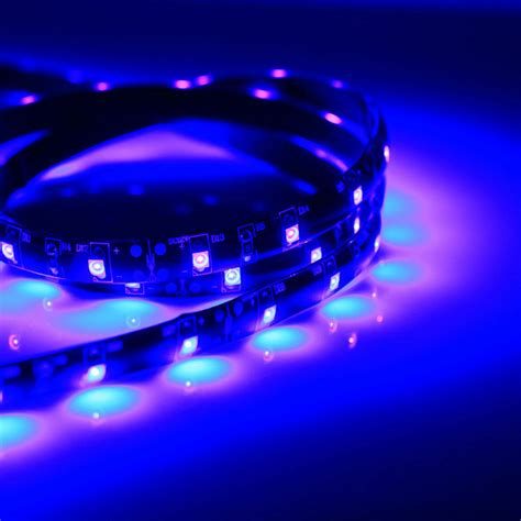 Led Fishing Lights by 5m Black Pcb Uv Ultraviolet Waterproof Blacklight Led