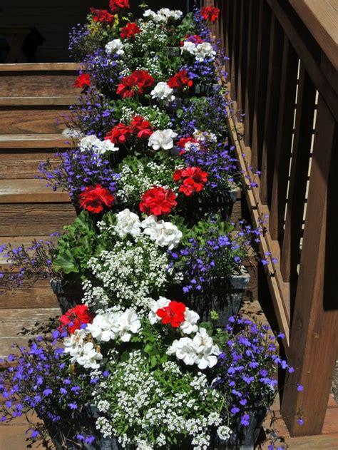 stair flower decor  leave   impression