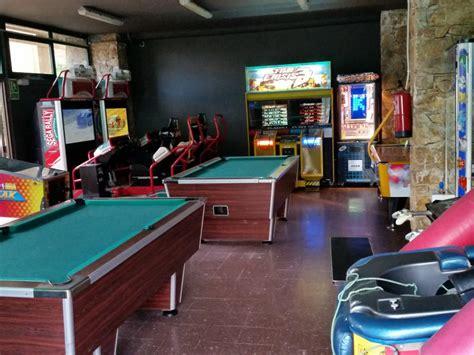 amusement arcade cala gogo calonge