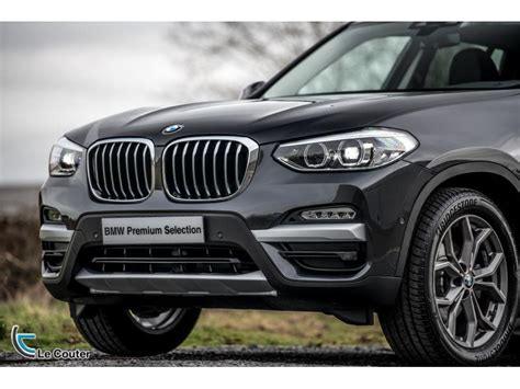 bmw x3 xdrive20i xline le couter