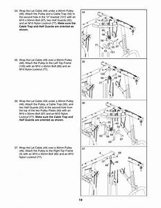 Weider Pro 4950 831 14623 0 User Manual