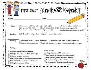progress report   grade  sailing  st