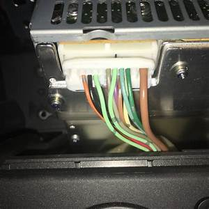 2010 Nissan Versa Stereo Wiring