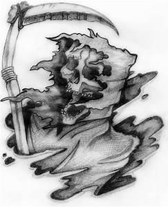 Grim-Reaper Tattoo by deathlouis on DeviantArt