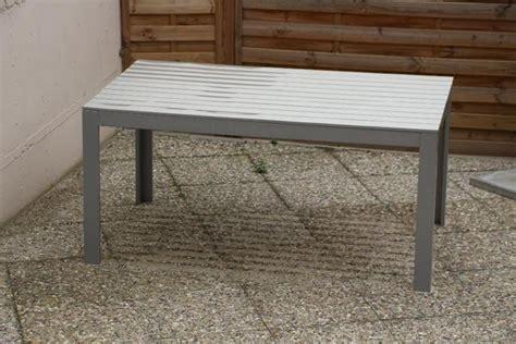 Ikea Tisch Falster by Ikea Tisch Falster Gartentisch 160 100cm Grau In Ammerbuch