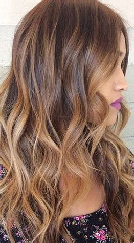 Best Hair Color For Brunettes 2015 by Winter Fall 2015 Hair Color Trends Guide Simply