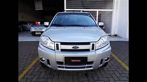 Ford Ecosport Xlt 1 6 8v  Flex  - 2008