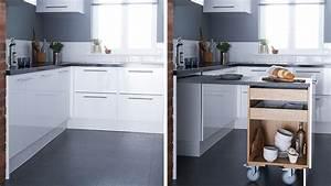 comment ranger mon electromenager dans ma petite cuisine With meubles pour petite cuisine