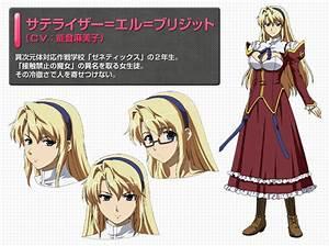 Satellizer el Bridget   Freezing   Anime Characters Database