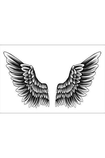 Justin Bieber Wings Temporary Tattoo of Temporary Tattoos | Ink Inspiration!! | Wing neck tattoo
