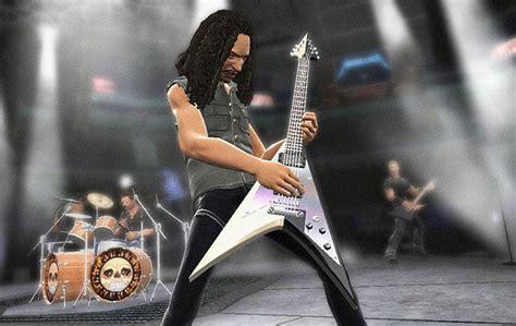 guitare hero metallica