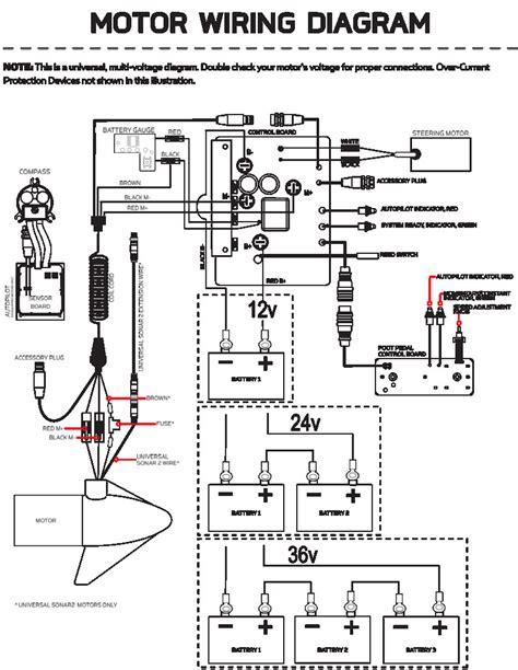 minn kota trolling motor wiring kit impremedia net