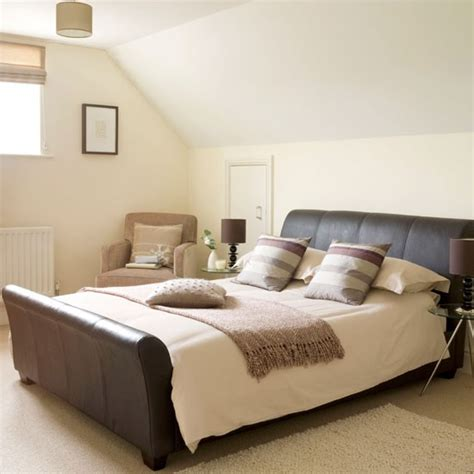 Decorating Ideas For New Builds by Bedroom Step Inside A New Build Home Dressed For