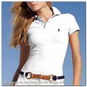 49,95 € | Polo Ralph Lauren T-Shirt for women. DE266SC ...