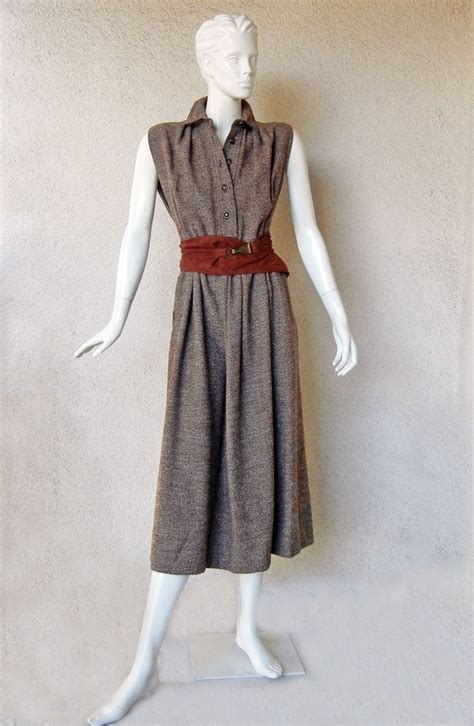rare claire mccardell monastic dress  provenance