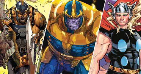 First Deities: 10 Marvel Gods More Powerful Than DC Gods ...