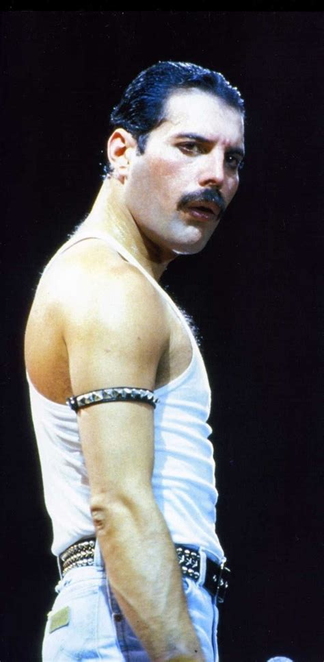 Freddie Mercury by Freddie Mercury Hairstyle Hairstyles Hair